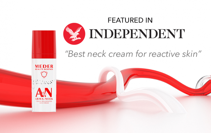 Arma-Neck Cream is featured in Independent